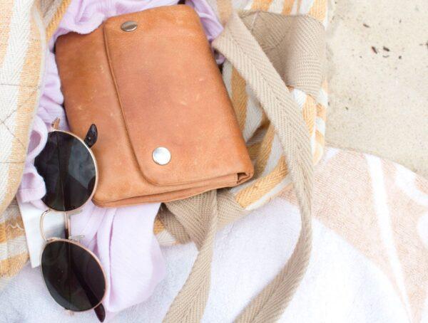 beach bag on st pete beach